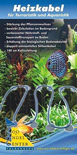 Aquarium Bodenheizung Heizkabel 25 Watt