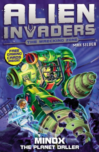 Alien Invaders 8: Minox - The Planet Driller (My Little Pony Watch)
