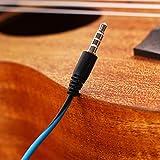 Hinmay dans Ear Headset, mode universel Écouteurs sport à suspendre type de musique stéréo Écouteurs avec microphone pour gym, Courir, faire du sport