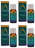 (4 PACK) - Absolute Aromas - Mandarin Oil | 10ml | 4 PACK BUNDLE
