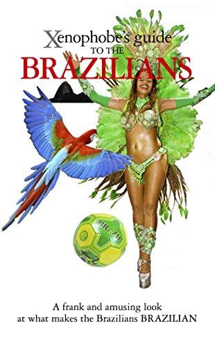 The Xenophobe's Guide to the Brazilians por Paulo Henrique Barauna
