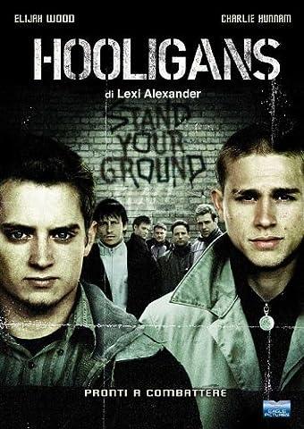 Green Street Hooligans Poster Movie Italian 11 x 17 In - 28cm x 44cm Elijah Wood Charlie Hunnam Claire Forlani Marc Warrer Leo Gregory