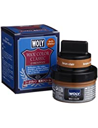 Woly Unisex-Adult Wax Colour Classic - Scuff Cover Shoe Treatments & Polishes