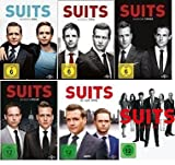 Suits Staffel 1-6 (23 DVDs)