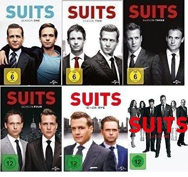 Suits Staffel 6 Deutsch Dvd