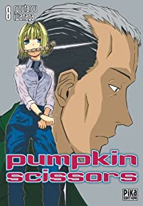 Pumpkin Scissors Edition simple Tome 8