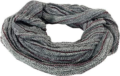 Guru-Shop Weicher Loop Schal/Stola, Magic Loopschal, Weste, Herren/Damen, Grau, Baumwolle, Size:One Size, Schals Alternative Bekleidung -
