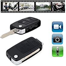 Electro-Weideworld - Cámara Espía S818 llave del coche de la cámara oculta espía Cámara