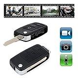 Electro-Weideworld - Cámara Espía S818 llave del coche de la cámara oculta espía Cámara...
