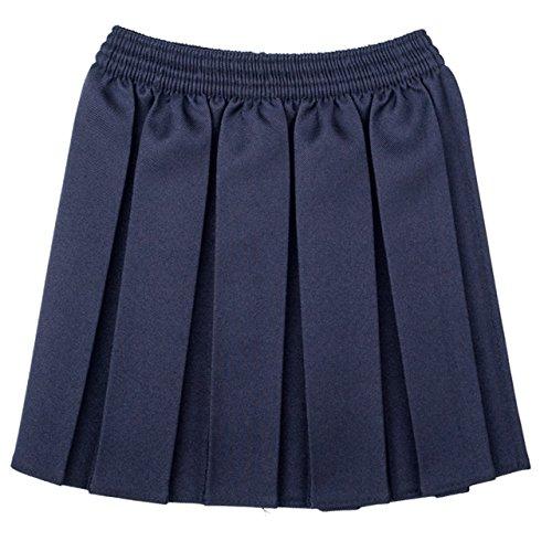 Girls School Uniform Formal Wear vita elasticizzata,