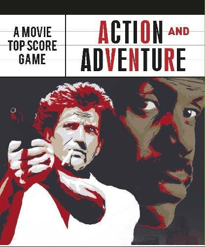 Action and adventure movie trump cards por Collectif
