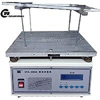 CGOLDENWALL Elektromagnetischer Shaker, Vibrationstestgerät, vertikale Vibrationstestmaschine, max. Belastbarkeit: 30 kg
