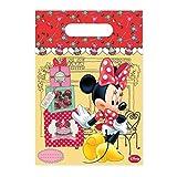 #5: Minnie Mouse Party Bags -BV82675 - 6Pcs