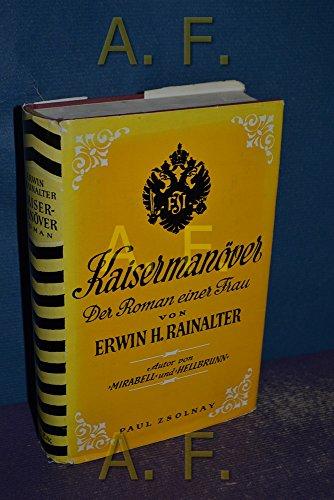 Kaisermanöver : Roman.