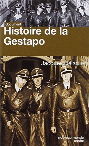 Histoires de la Gestapo