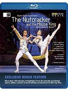 Tchaikovsky: Nutcracker [Amsterdam Opera House, Ermanno Florio] [Arthaus: 108087] [Blu-ray] [2013]