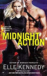 Midnight Action: A Killer Instincts Novel by Elle Kennedy (2014-11-04)
