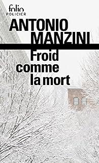Froid comme la mort par Antonio Manzini