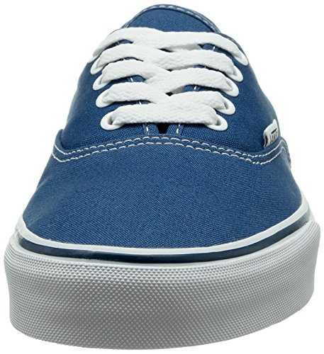 Vans Unisex-Erwachsene Authentic Sneakers Blau (blue/marshmallo)
