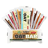 Energieriegel – Oat Bar Energy Cake – Power Riegel, Fitness-Riegel, Haferriegel - 30 x 120 g HAFER PUR
