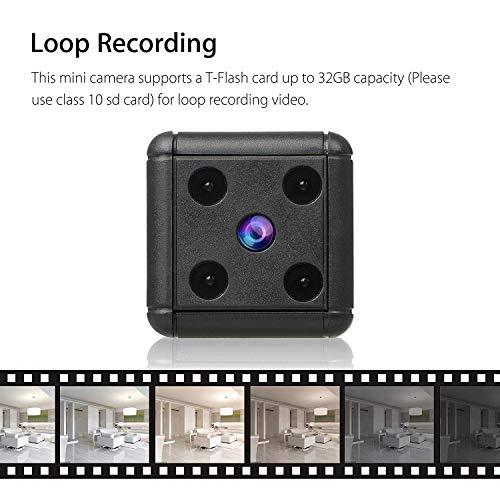 Zoom IMG-2 muxan dado hd mini camera