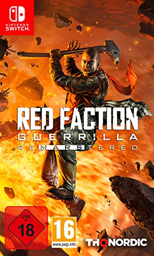 Red Faction Guerrilla Re-Mars-tered [Nintendo Switch]