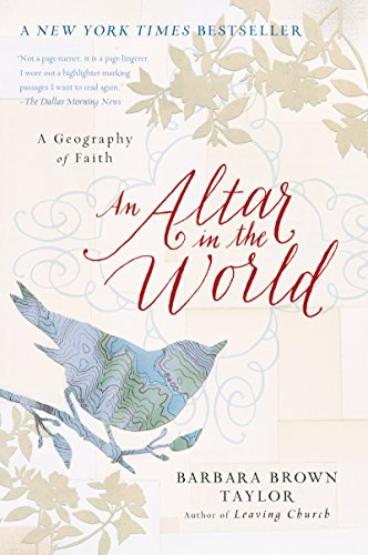 Altar in the World, An por Barbara Brown Taylor