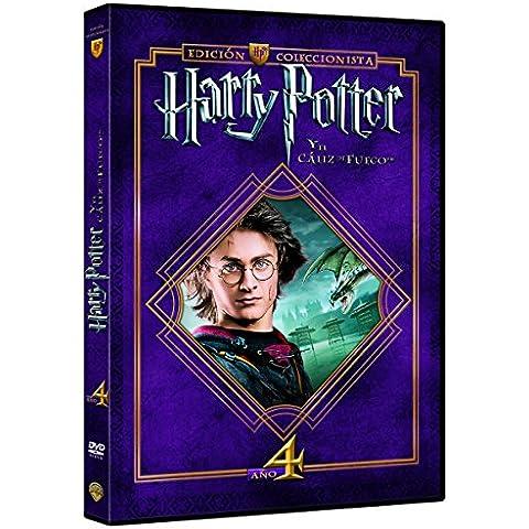Harry Potter Y El Cáliz De Fuego. Edición Coleccionista