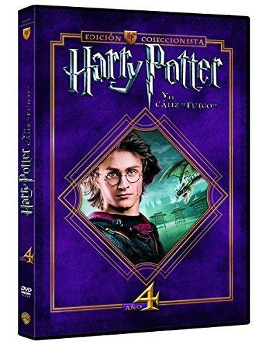 Harry Potter Y El Cáliz De Fuego. Edición Coleccionista [DVD]