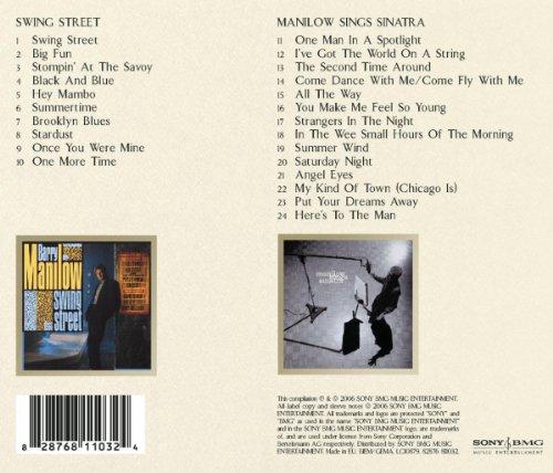 Swing Street / Manilow Sings S...