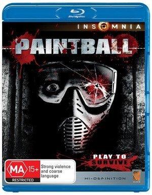 Paintball (2009) ( Paint ball ) [ Origen Australiano, Ningun Idioma Espanol ] (Blu-Ray)