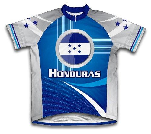 HONDURAS MAILLOT CAMISETA DE CICLISMO PARA HOMBRE TODAS LAS TALLAS   (L)