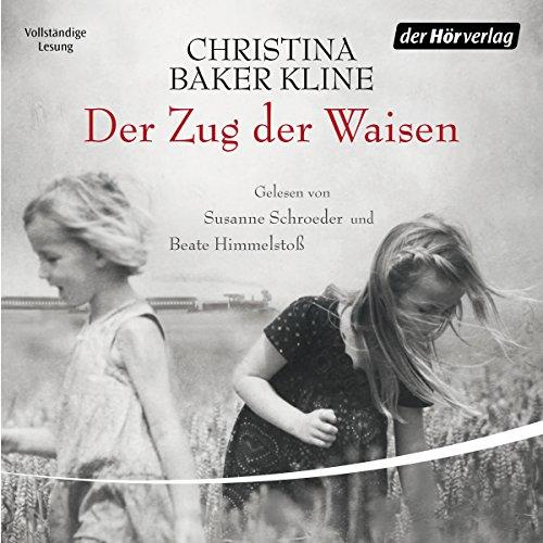 Buchseite und Rezensionen zu 'Der Zug der Waisen' von Christina Baker Kline