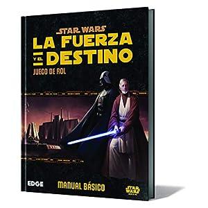 Fantasy Flight Games- Star Wars: La Fuerza y el Destino - Español (FFSWF02)