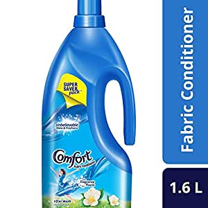 Comfort After Wash Morning Fresh Fabric Conditioner, 1.6 L