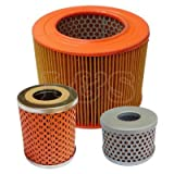 Filter Service Kit for Lister Petter PH1 PJ1 Engines