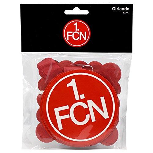 Preisvergleich Produktbild 1. FC Nürnberg Motiv Girlande