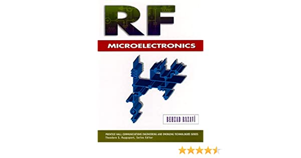 Buy rf microelectronics prentice hall communications engineering buy rf microelectronics prentice hall communications engineering and emerging technologies series book online at low prices in india rf microelectronics fandeluxe Gallery
