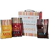 Delicious Alchemy Gluten Free Baking Mix Gift 1 kg (Pack of 3)