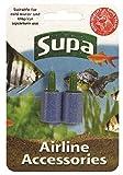 SUPA 2-teilig Airline Ausströmer, kardiert, 12Stück