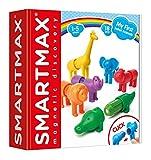 Smart Games 249856- Mes Premiers animaux de safari - 18pièces