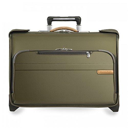Briggs & Riley  Carry-on,  Unisex - Erwachsene Kleidertasche, Oliv (Grün) - U174-7 (Und Kleidersack Riley Briggs)