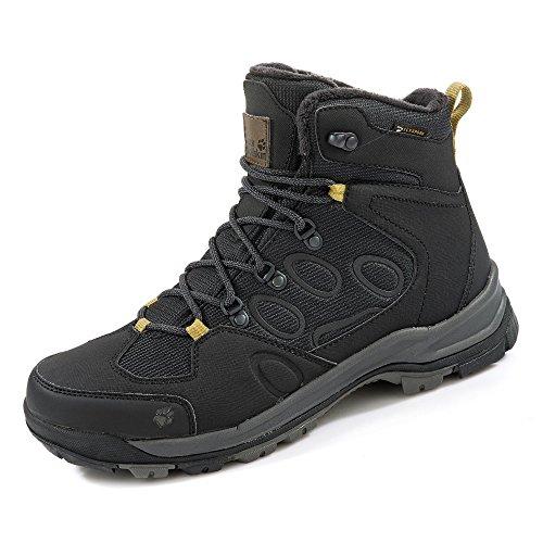 Jack Wolfskin Cold Terrain Texapore Mid M M, Chaussures de Randonnée Hautes Homme