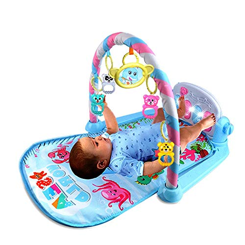 Baby Piano Play Gym Baby Foot Pi...