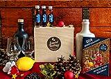 Premium Gin Adventskalender 2018, 24 Proben Gin aus Deutschland