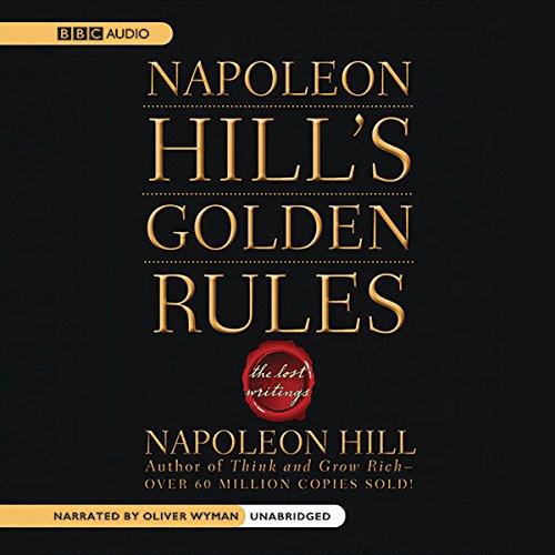 Napoleon Hill's Golden Rules  Audiolibri
