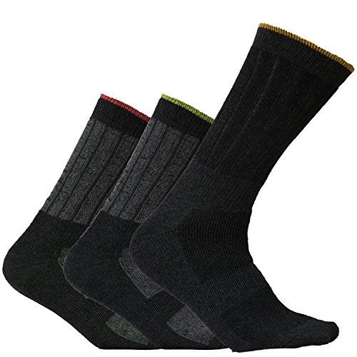 HikeWear Tough Hiking Socks: The Best Triple-Elastic