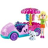 Mattel Polly Pocket - DNB58 amigos-Mobile Zoo, accesorios
