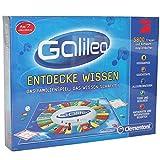Clementoni 69948 Galileo Entdecke Wissen Das Familienspiel Das Wissen Schafft