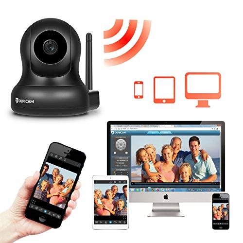 Dericam 1080P Full HD Wlan IP Kamera - 5